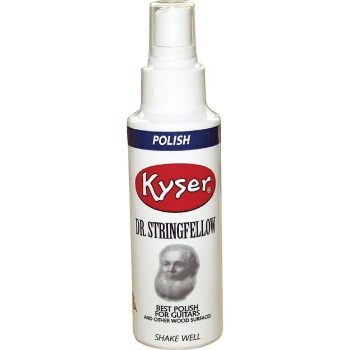 Kyser KDS500 Dr. String Fellow Wood Guitar Polish