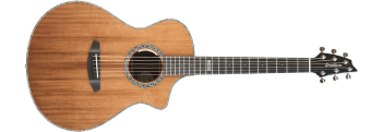 BREEDLOVE GTR LGCN01CERWIR Legacy Concert Acoustic-Electric Guitar; Redwood & East Indian Rosew