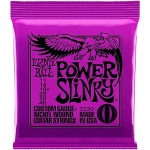 Ernie Ball 2220 Power Slinky Nickel Wound Electric Set; 11-48