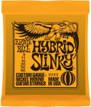 Ernie Ball 2222 Hybrid Slinky Nickel Wound Electric Set; 9-46