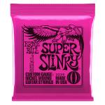 Ernie Ball 2223 Super Slinky Nickel Wound Electric Set; 9-42