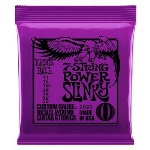 Ernie Ball 2620 Power Slinky 7-String Nickel Wound Electric Set; 11-58