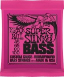 Ernie Ball 2834 Super Slinky Bass Set 4-String; 45-100