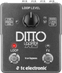 TC Electronic 960804001 Ditto X2 Two Button Loop Pedal