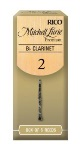 MLPCL Mitchell Lurie Premium Bb Clarinet Reeds; 5-pack