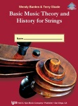 Basic Music Theory and History for Strings; Wk Bk 1; Violin