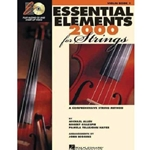 Essential Elements 2000 Strings Book 1
