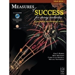 Measures of Success for Strings Book 1