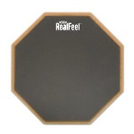Real Feel RF-12D RealFeel by Evans 2-Sided Practice Pad, 12 Inch