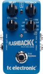 TC Electronic 960670001 Flashback Tone-Print Delay Pedal & Looper
