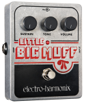 ElectroHarmonix LITTLEBIGMUFFPI Distortion/Sustainer Pedal