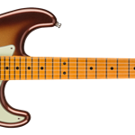 Fender 0118012732 American Ultra Stratocaster, Maple Fingerboard Mocha Burst