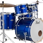 Pearl EXX725SC717 EXX Export Standard High Voltage Blue w/ HW830 Hardware