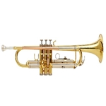 Fuller's Music TRUMPETREVA Director Approved Bb Trumpet Outfit - Reverse Rental - Used A