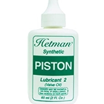 Hetman A14MW20 Piston Valve Oil #2, Regular