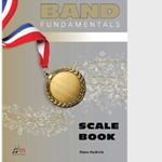 Band Fund. Scale Book, Alto Sax