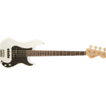 Squier 0370500505 Affinity Series Precision Bass PJ Olympic White
