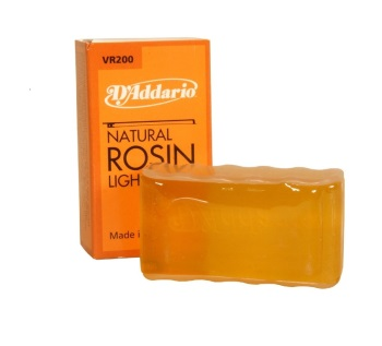 VR200 D'Addario Natural Rosin, Light