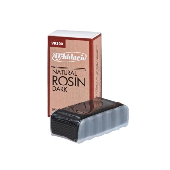 VR300 D'Addario Natural Rosin, Dark