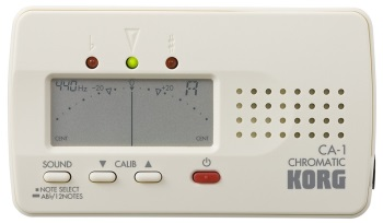 Korg CA1 Low-Cost, Compact Chromatic Tuner