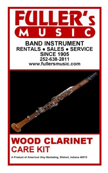Superslick WCCK Clarinet (Wood) Care Kit