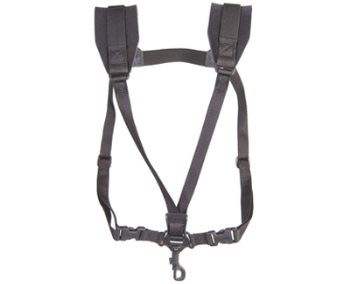 Neotech 2601162 Super Harness Sax Strap (Regular), Latch Hook