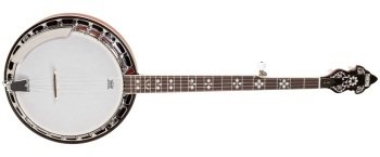 Recording King RKR20 Songster Banjo w/ Brass Tone Ring