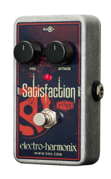 ElectroHarmonix SATISFACTION Classic Fuzz Box