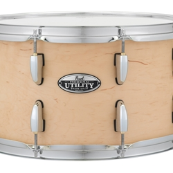 "Pearl MUS1480M Modern Utility 8"" x 14"" Maple Snare Drum; Maple"